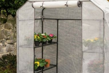 Walk In Greenhouses 101: Cheap and Portable Greenhouses